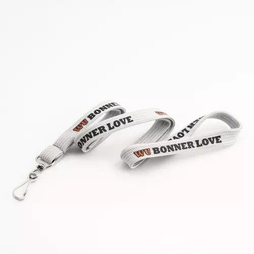 Tubular lanyards for Bonner Love